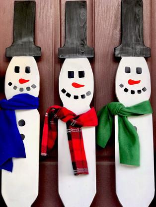 Seasonal Door Greeters