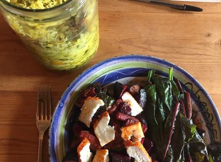 Six easy recipes for optimal immune health