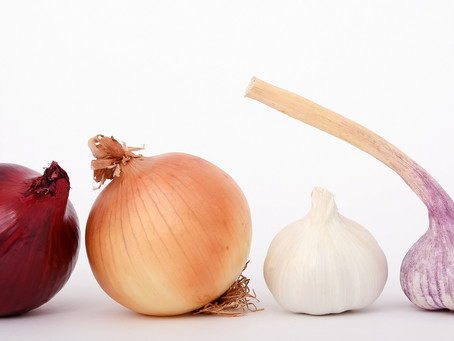 Garlic - the world's best antibiotic?