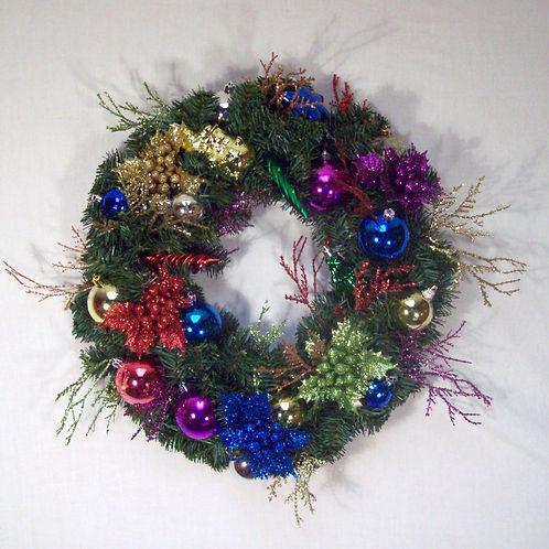 Multi-Color Christmas
