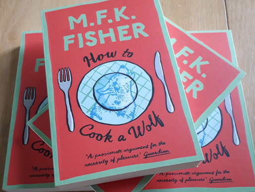 Eating in a Crisis: How to Cook A Wolf by M.F.K. Fisher