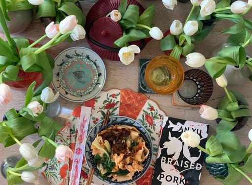 Braised Pork with An Yu: A Virtual Literary Supperclub