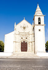 church in Golega, Ribatejo, Portugal.jpg