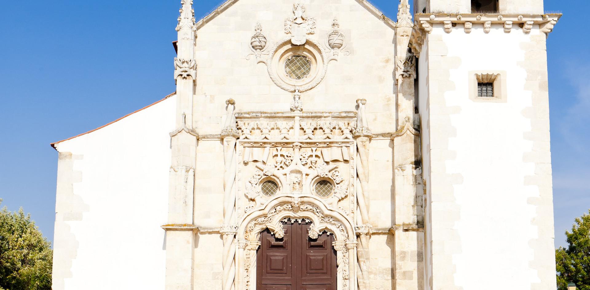 church in Golega, Ribatejo, Portugal.jpg