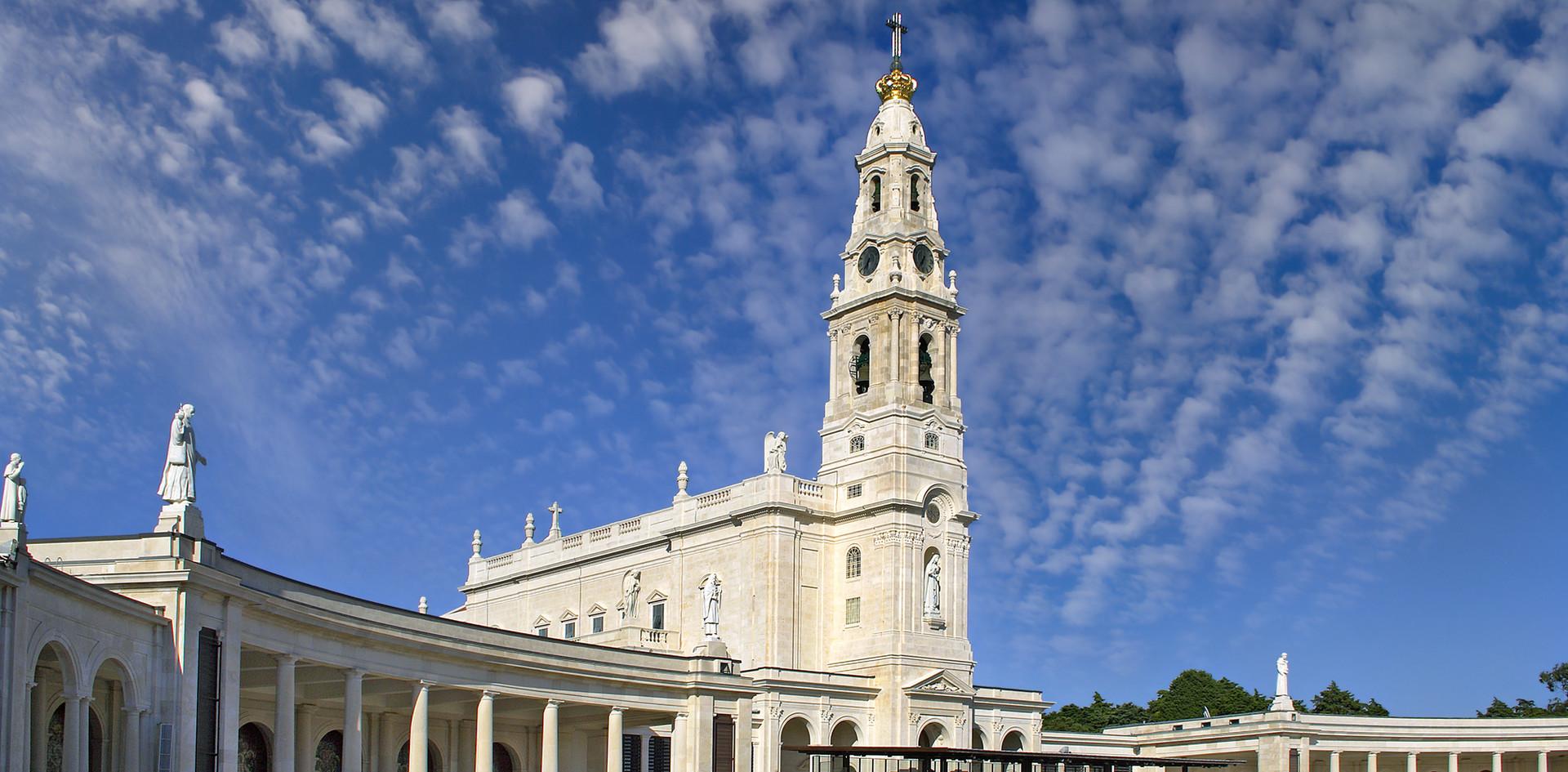 Fatima. Sanctuary of Fatima, Portugal.jp