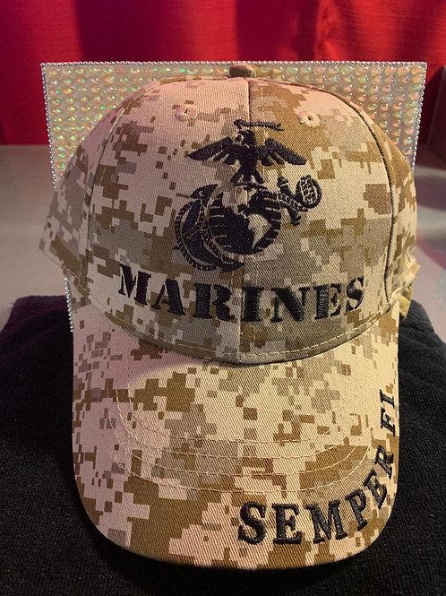Marines Semper Fi Camo