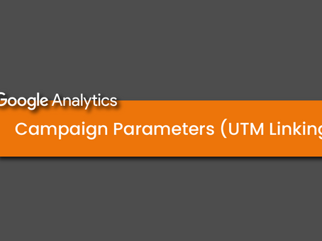 Tracking Campaigns In Google Analytics