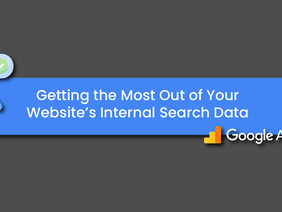 Getting the Most Out of Your Website's Internal Search Data