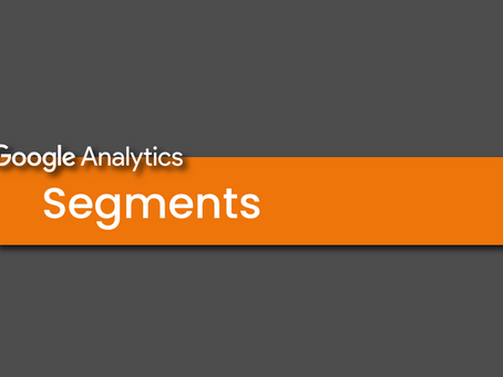 Getting Started With Google Analytics Segments