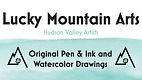 Lucky mountain arts logo