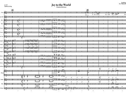 Joy to the World- Sinatra style