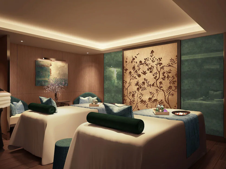 SPA & WELLNESS: the PARTNERSHIP with the HOTEL SIDE