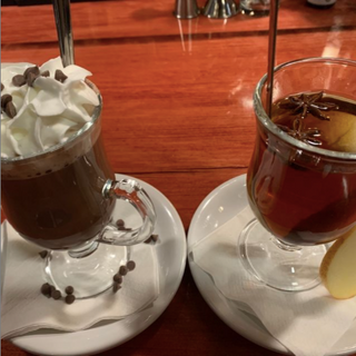 Adult Hot Chocolate & Hot Toddy