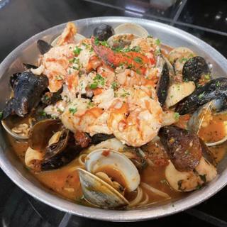 Frutti di Mare w/ Fresh Lobster