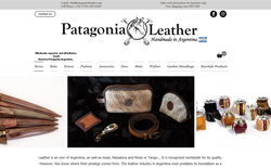 Patagonia Leather