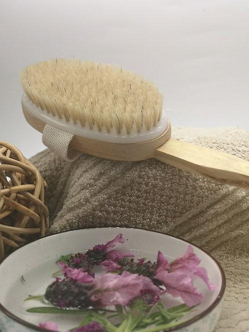 Cepillo largo ducha