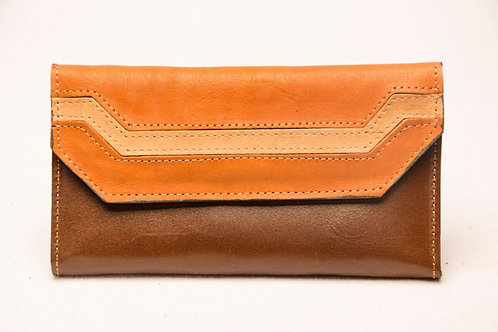 BILL009  LADY WALLET WITH LID