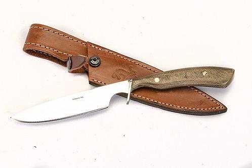 Cuchillo largo 'Verijero' con mango de madera. CUCH 05