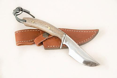 Cuchillo Verijero con mango de madera. CUCH 04