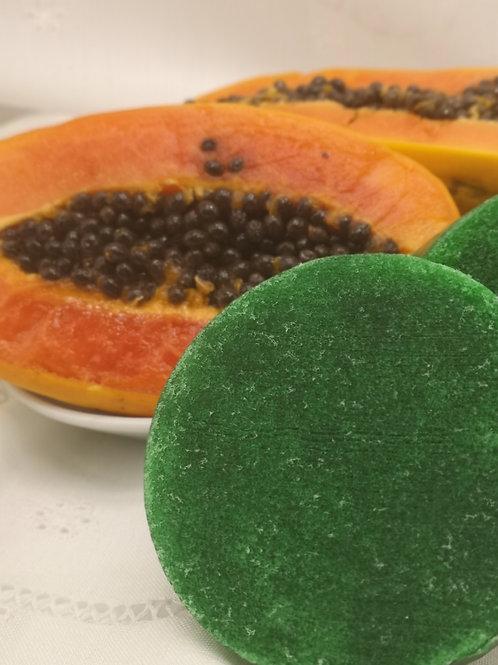 Jabón de Glicerina de Papaya