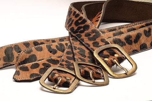 Cinturón Dama Leopardo. CIN 16
