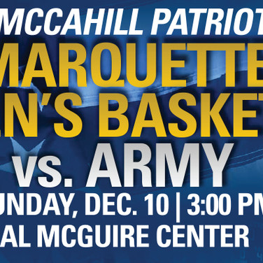 Veterans McCahill Patriots Classic