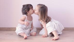 small girls