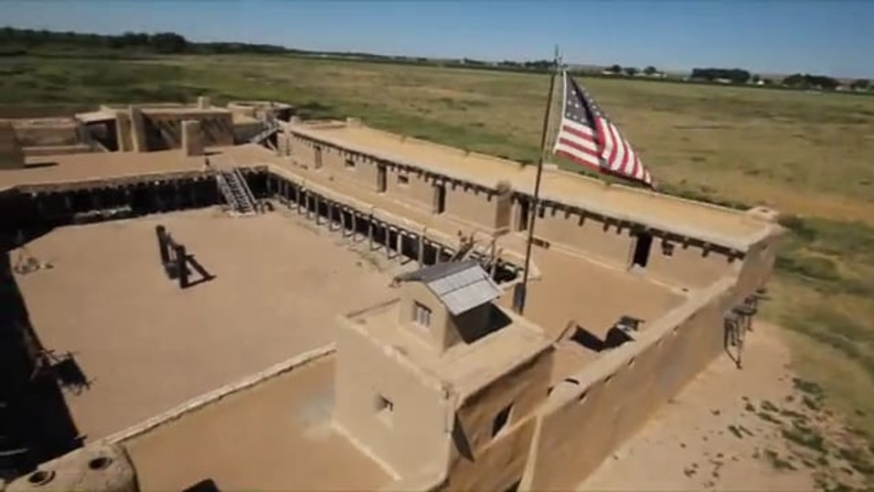 Bent's Fort National Historic Site