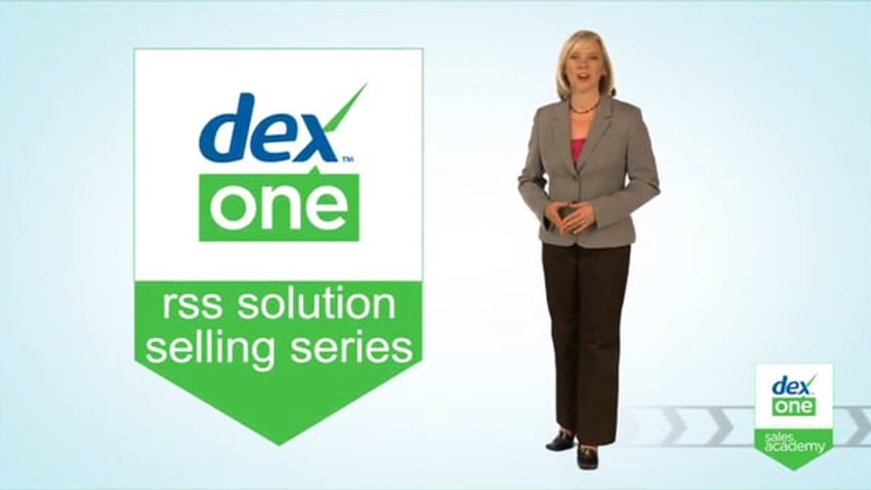 Dex One Sales Training