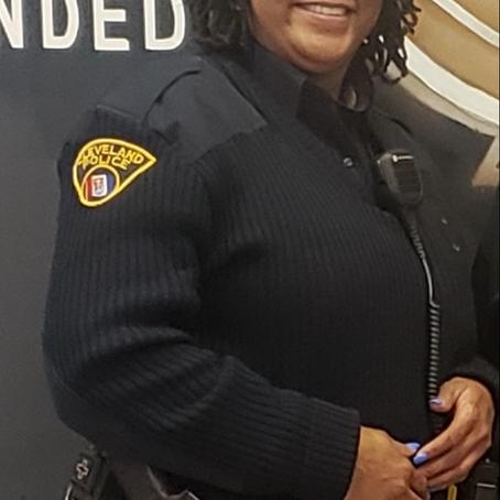 Patrol Officer Rhonda Gray 2020 Member of the Month