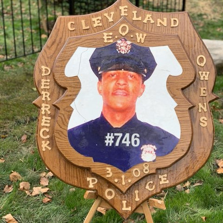 Officer Derek Owens Memorial Park