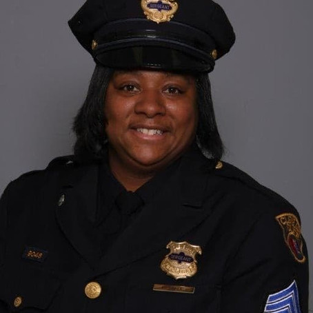 Sergeant Linda Sealey May 2020 Member of the Month