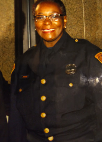 Retired Corporal Deborah Turner November 2019 Member of the Month