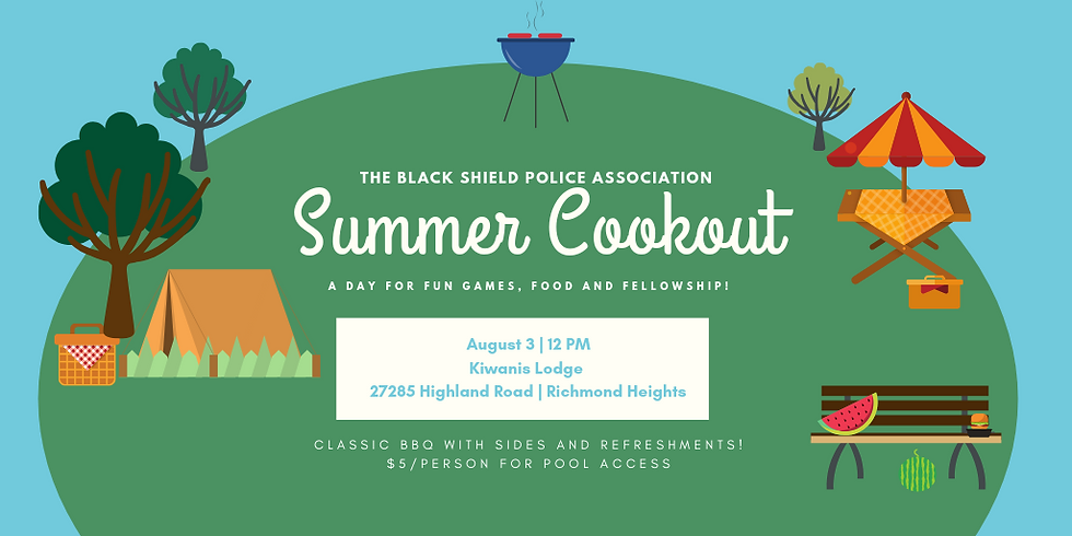 BSPA Summer Cookout