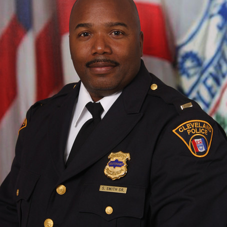 Lieutenant Shawn Smith June 2020 Member of the Month