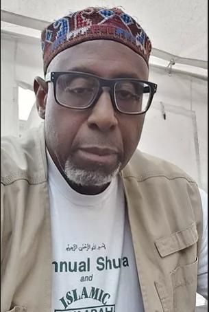 P.O. Farid Alim | September 2021 Member of the Month