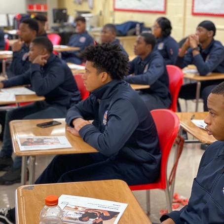 #FireFighterFridays | Heights Fire/EMT High School Students