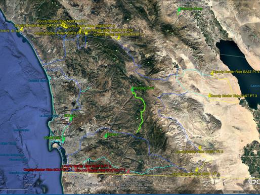San Diego County Rides