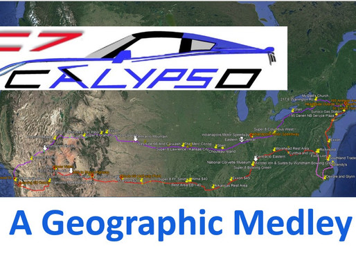 A Geographic Medley