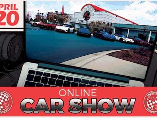 An ON-Line Car Show