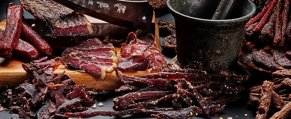 What is Biltong