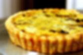 Biltong Recipes Quiche