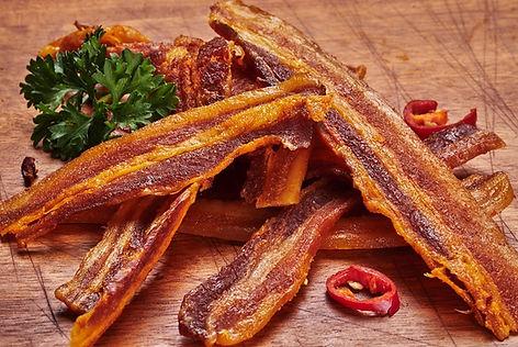 Bacon Crisps