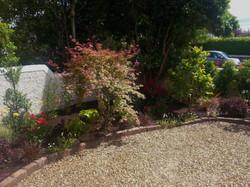 Front garden, Mount Merrion