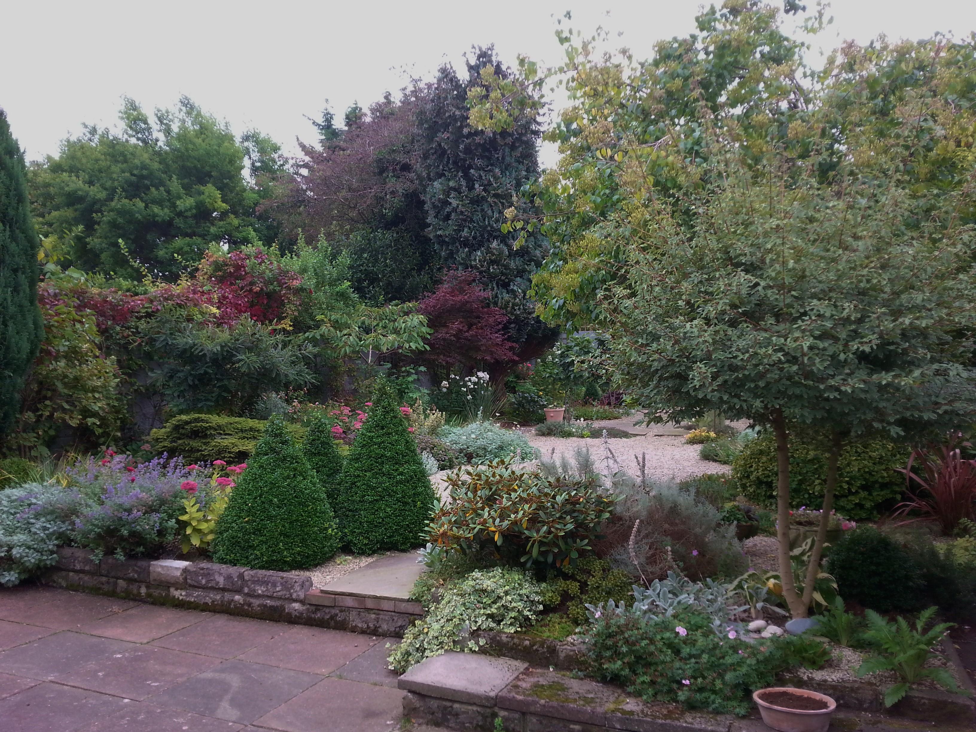 Gravel garden, Dalkey