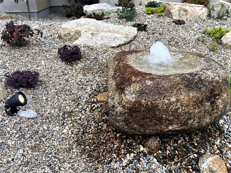 Rockery garden, Celbridge