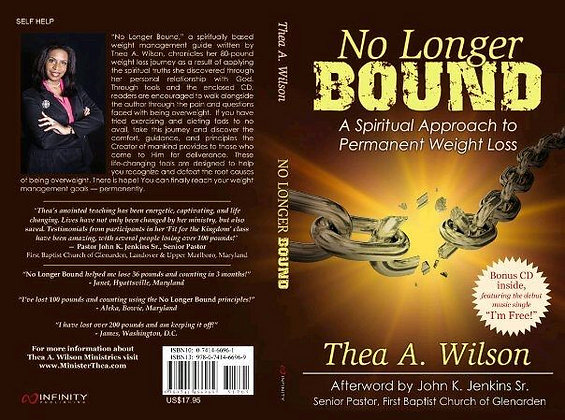 """No Longer Bound"" by Thea A. Wilson"