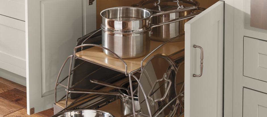 Home Organization Starts in the Kitchen