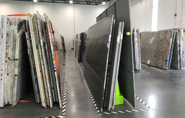 Visit to Fabricator is a Critical Step in Countertop Selection