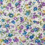 bee sew arty purple blue flower fabric.j